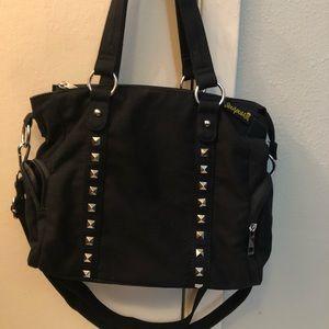 Punk rock purse